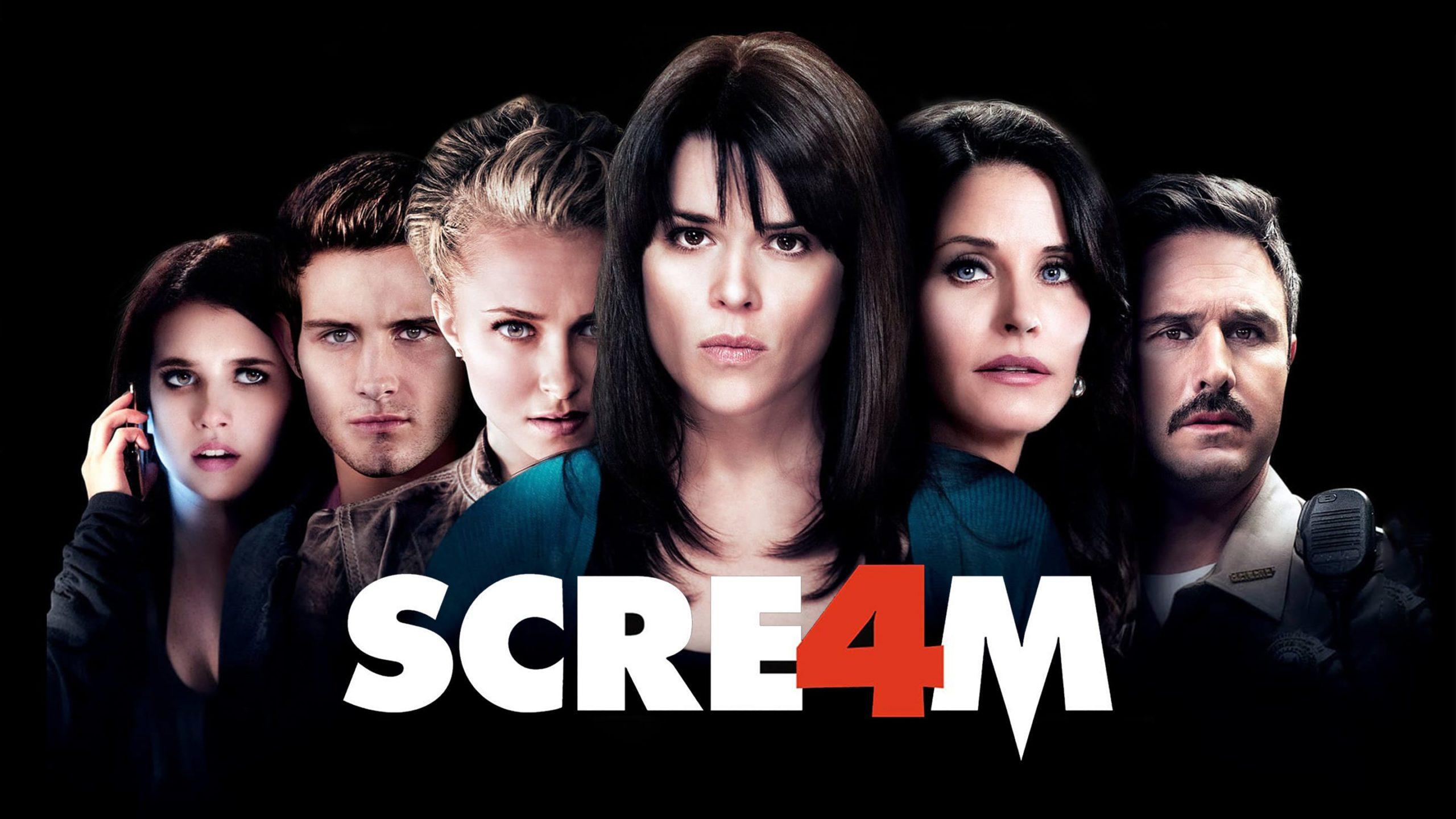 Scream 4 | جیغ 4