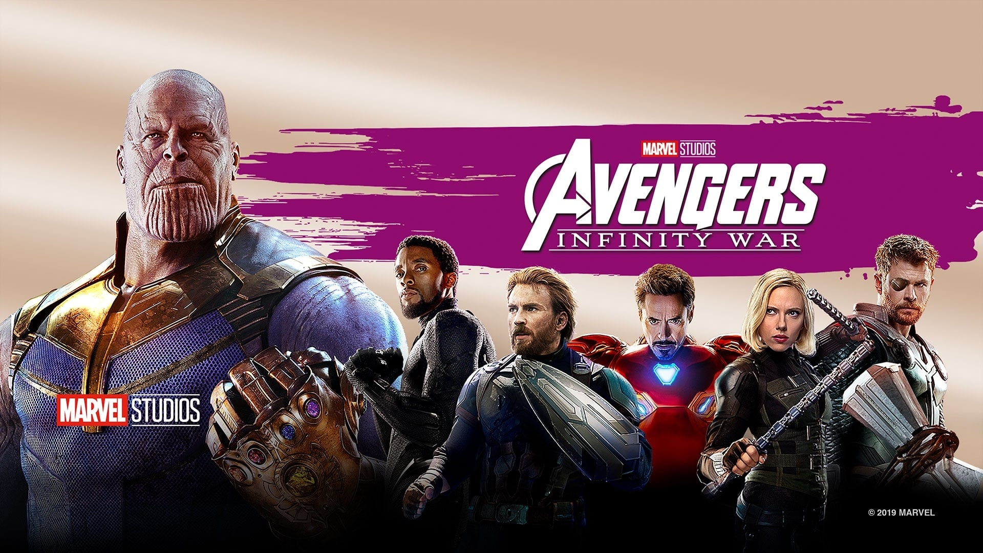 Avengers Infinity War – Duble
