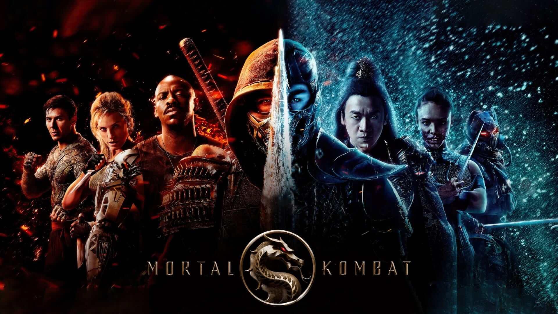 Mortal Kombat Duble